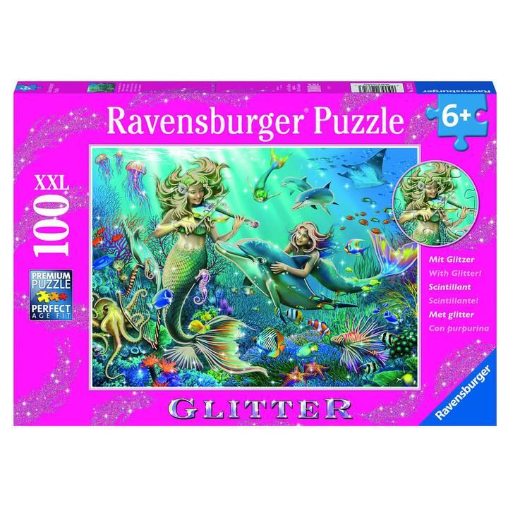 Puzzle Unterwasserschönhei- ten, 100 Tei