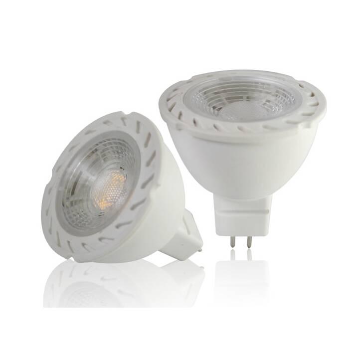 ROLINE Lampadina LED MR16 (GU5.3, 6 W)