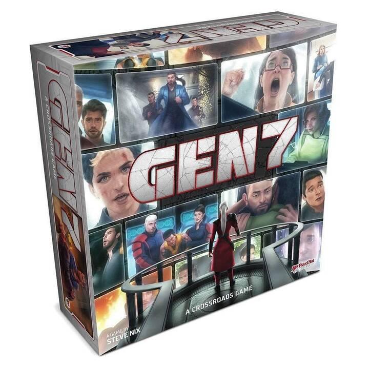 PLAID HAT GAMES Gen7 Gioco di strategia