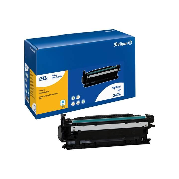 PELIKAN Laserjet Enterprise 500 Color M 551 DN (Toner seperato, Ciano)