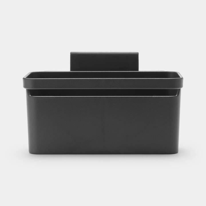 BRABANTIA Porte-outils d'évier (Gris foncé)
