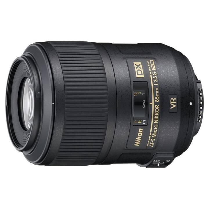NIKON Micro-Nikkor Makro-Objektiv 85 mm f/3.5