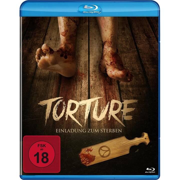 Torture - Einladung zum Sterben (DE, EN)