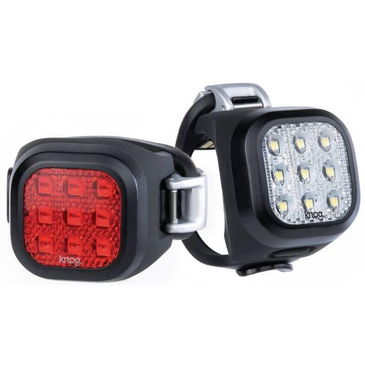 KNOG Mini Niner Twin Set lampes  (11 lm)