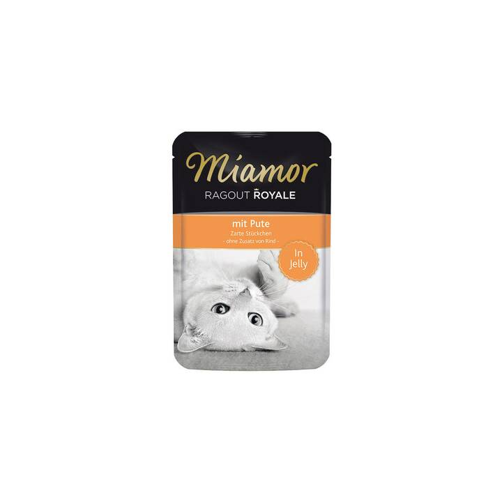 MIAMOR Ragout Royale (Adulto, 100 g, Tacchino)