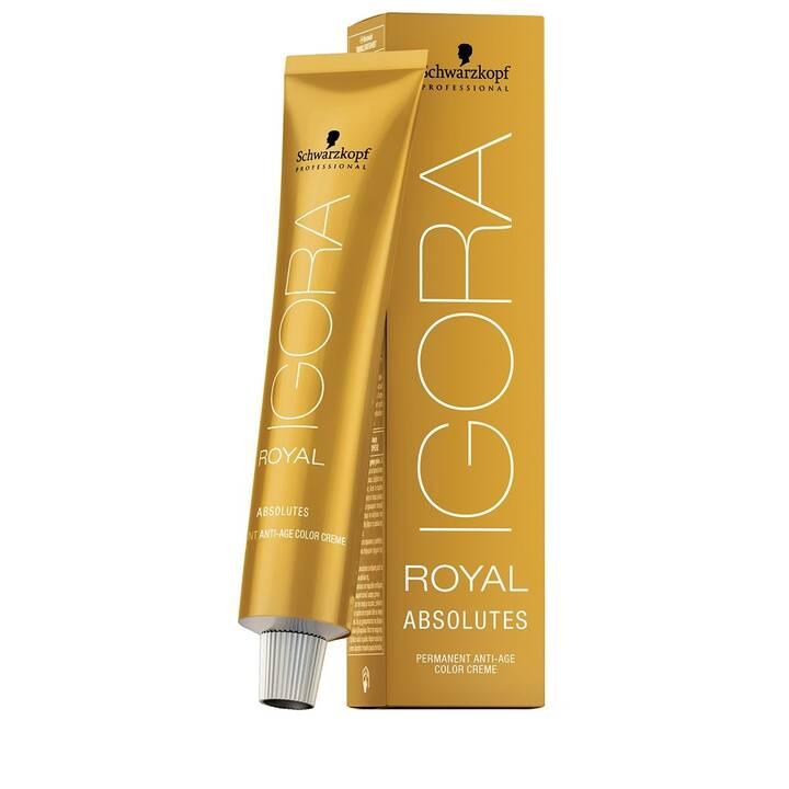 SCHWARZKOPF Igora Royal Absolutes (5.50, Light Brown Gold Nature)