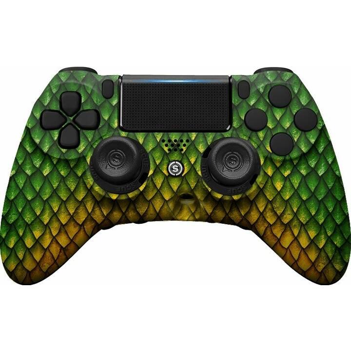 SCUF GAMING Gamepad (Verde, Giallo)