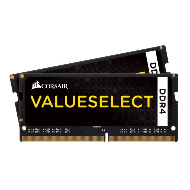 CORSAIR Value Select 2 x 16 Go