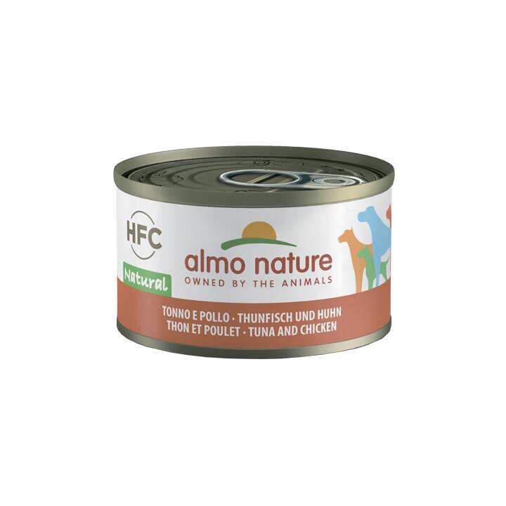 ALMO NATURE HFC Natural Nassfutter (Adult)