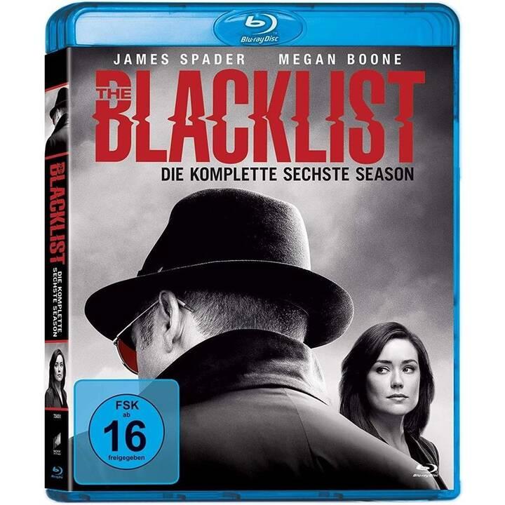 The Blacklist Stagione 6 (FR, EN, DE, IT)