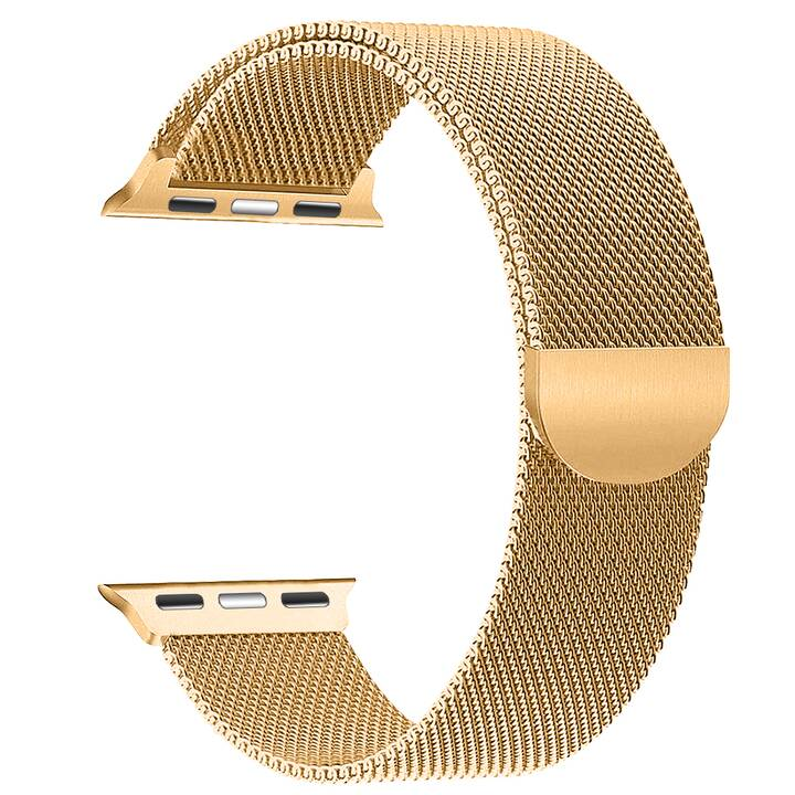 EG MTT bracelet pour Apple Watch 42 mm / 44 mm - or