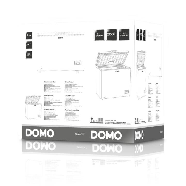 DOMO DO935DVK (200 l , oben)