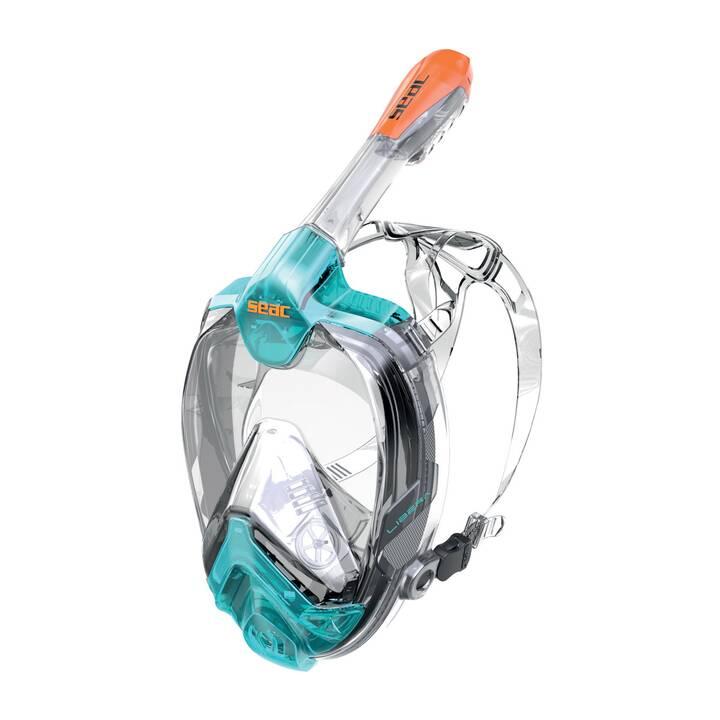SEAC Occhiali subacquei Libera (Bambini, XS)