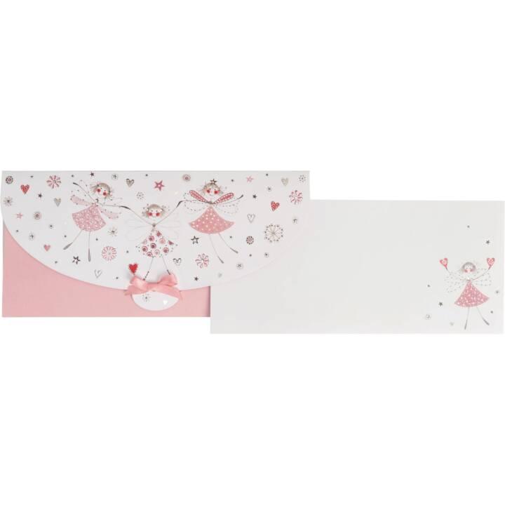 STEWO Biglietto di auguri Elina (Compleanno, Pink, Bianco)