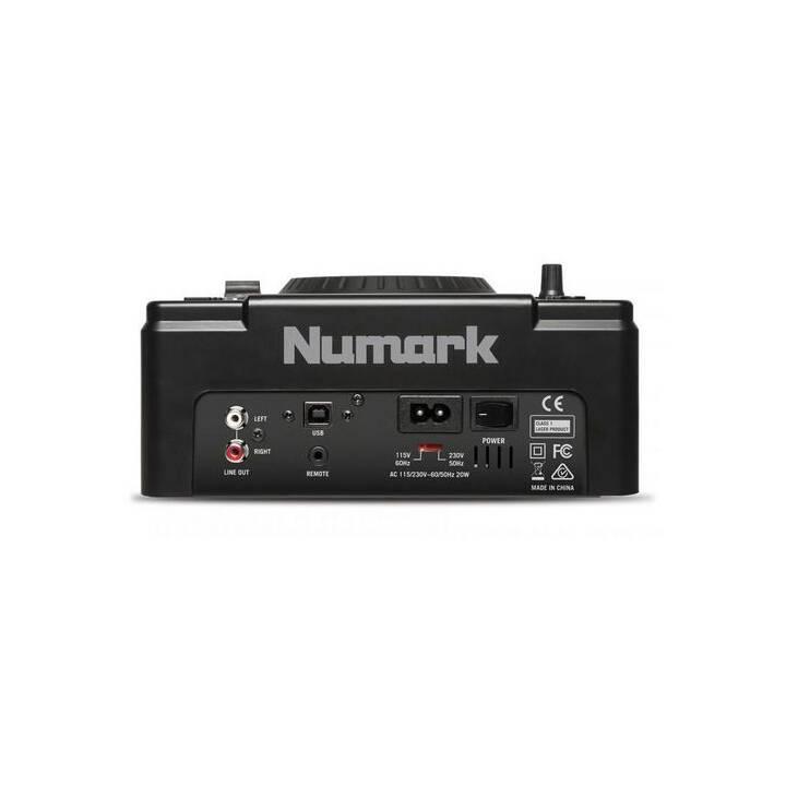 NUMARK INDUSTRIES Player NDX 500 (Alluminio)