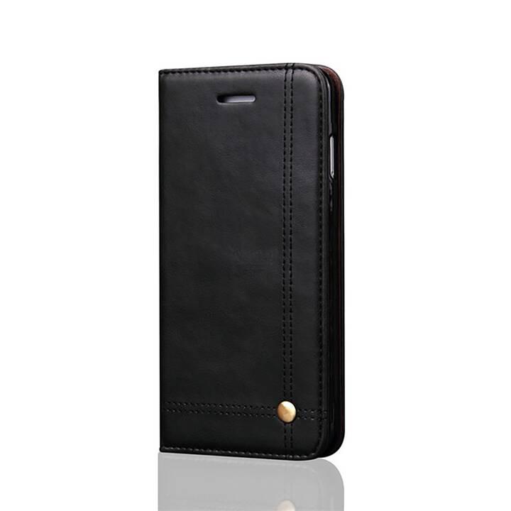 EG Mornrise Custodia a portafoglio per Huawei P30 - nera