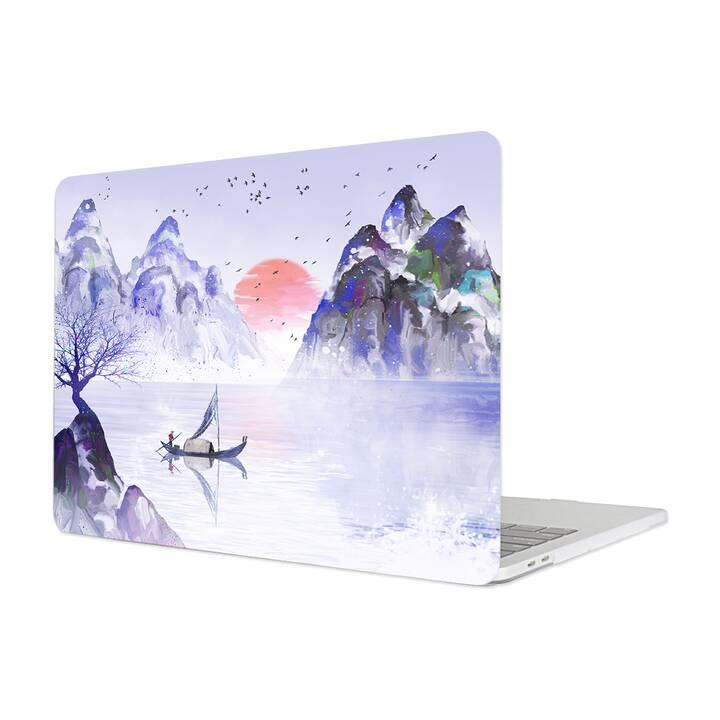 "EG MTT Housse pour Macbook Pro 15"" Touchbar (2016 - 2018) - Peinture"