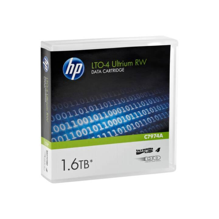 Cartouche de données HP LTO Ultrium 4