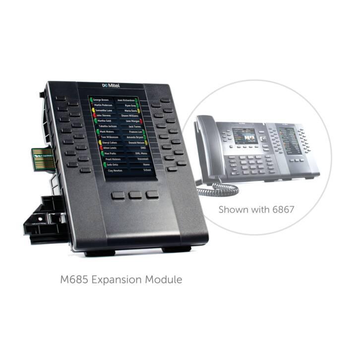 Modulo di estensione MITEL M685