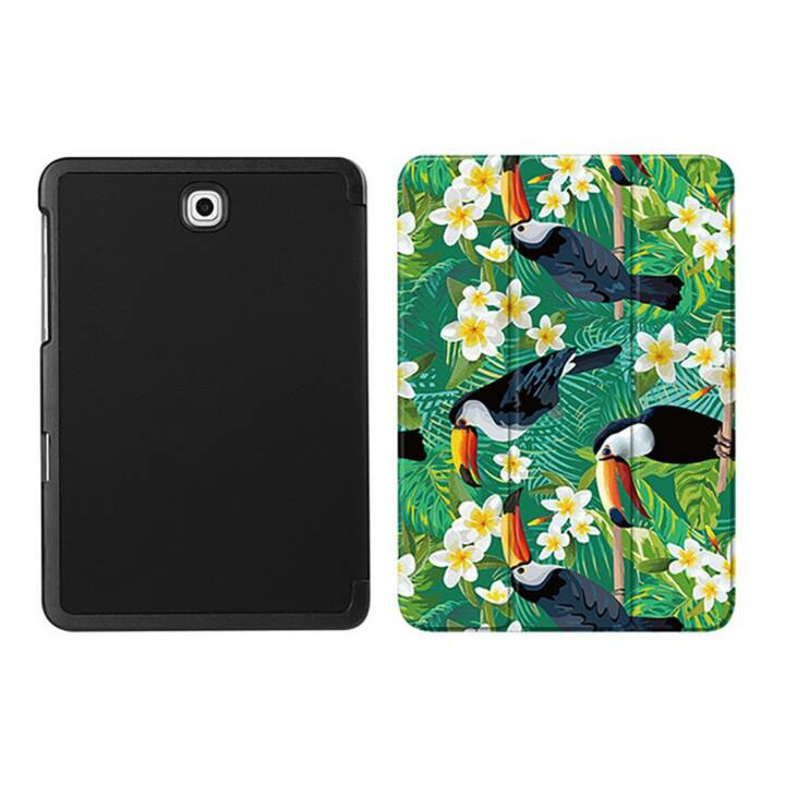 "EG MTT Custodia tablet per Samsung Galaxy Tab S2 8"" - Toucan"