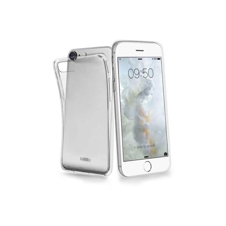 SBS Backcover Aero (iPhone SE, iPhone 8, iPhone 7, Transparent)