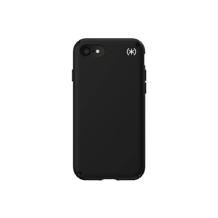 SPECK PRODUCTS Backcover Presidio 2 Pro  (iPhone SE 2020, iPhone 8, Antibatterico, Nero)