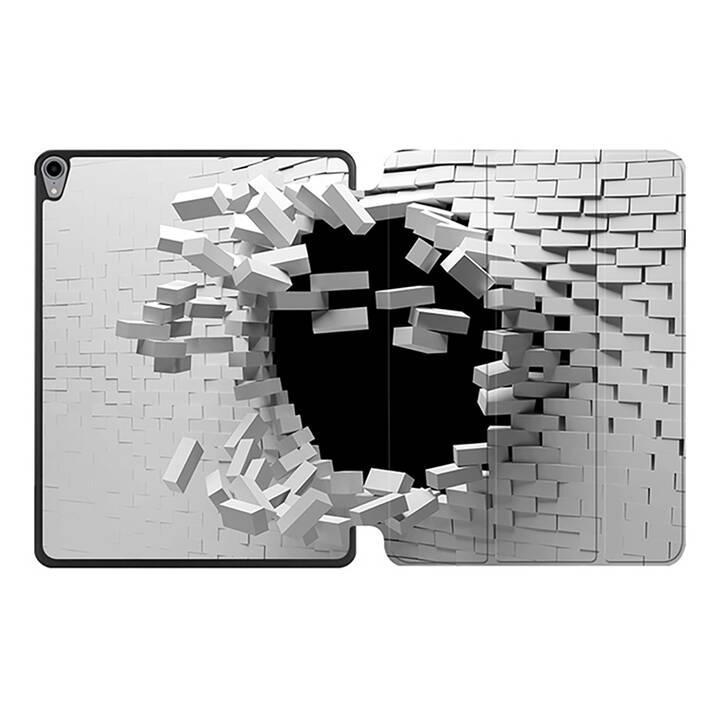 "EG MTT Coque pour iPad Pro 12.9"" 2018 - Wallhole"