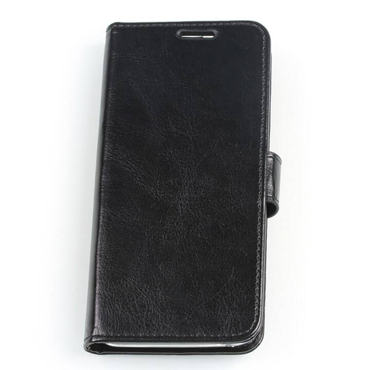 EG Mornrise Wallet Case fuer Samsung Galaxy A30 - Schwarz