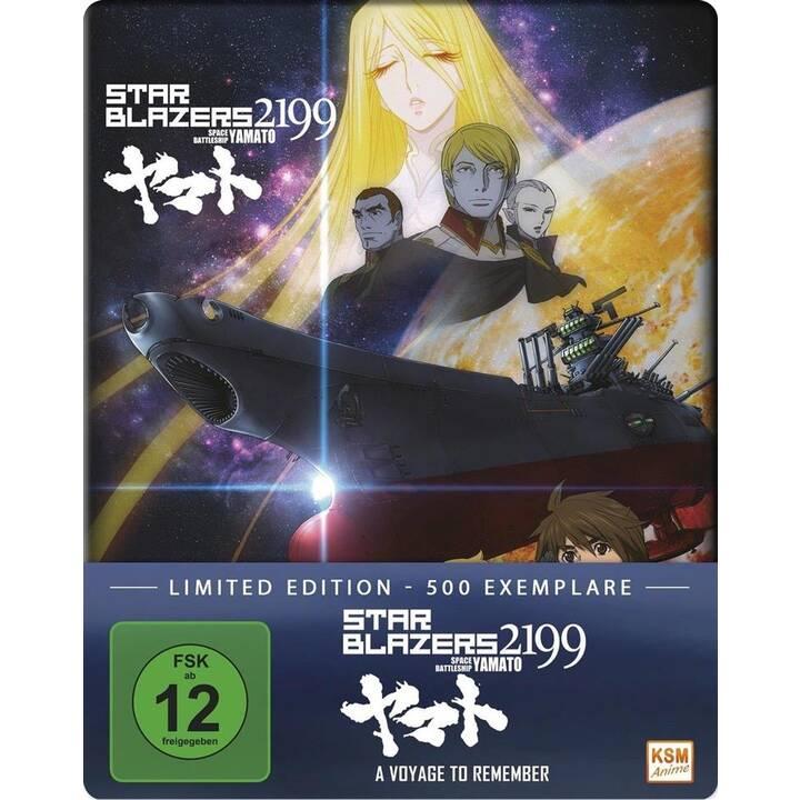 Star Blazers 2199 - Space Battleship Yamato - A Voyage to Remember - The Movie (JA, DE)