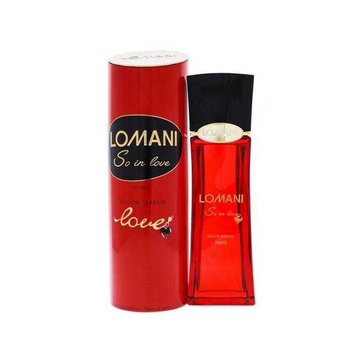 LOMANI So In Love (100 ml, Eau de Parfum)