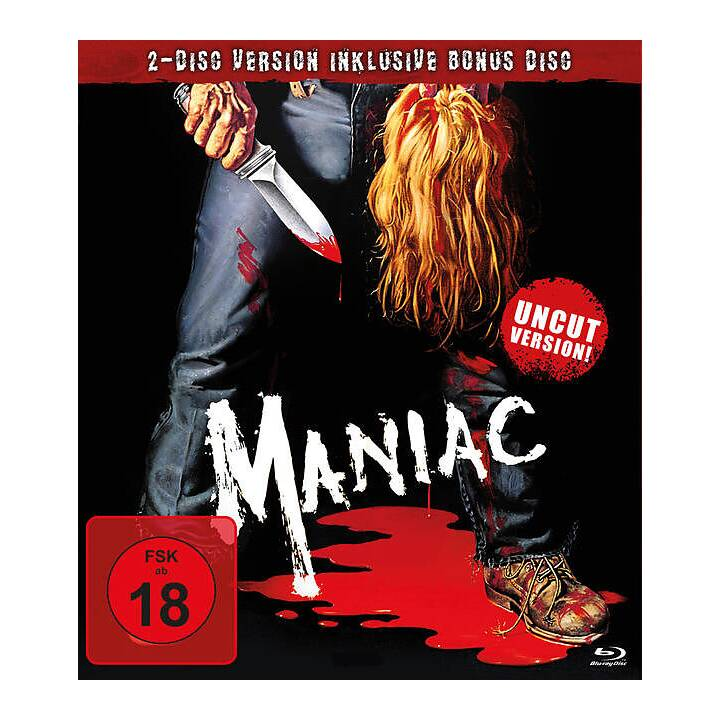 Maniac - BR (DE, EN)