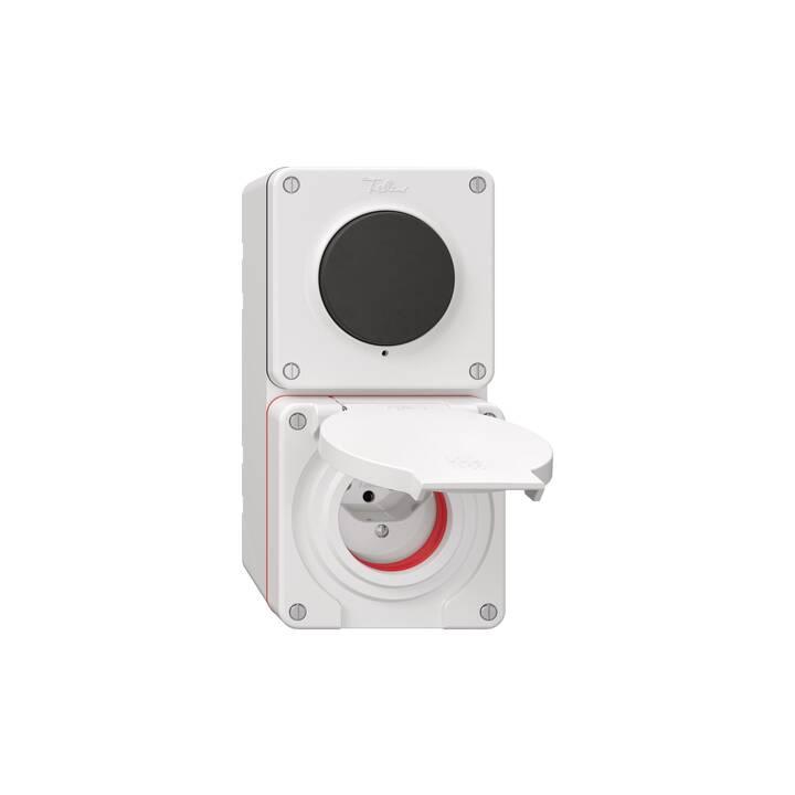 FELLER Interrupteurs/Prises Nevo NAP Gr. I-I (1 pièce)