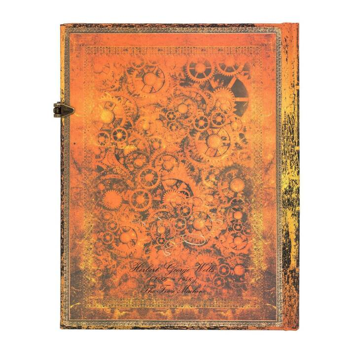 PAPERBLANKS Taccuini Wells (Rigato)
