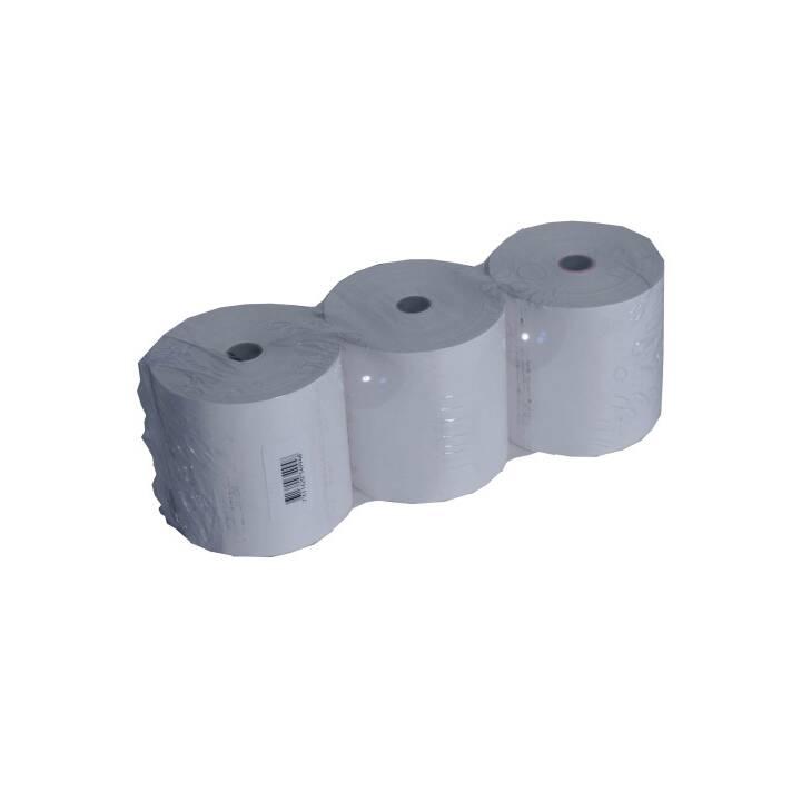 NEUTRAL Rouleau des étiquettes thermiques (30 pièce, 80 mm x 80 m)