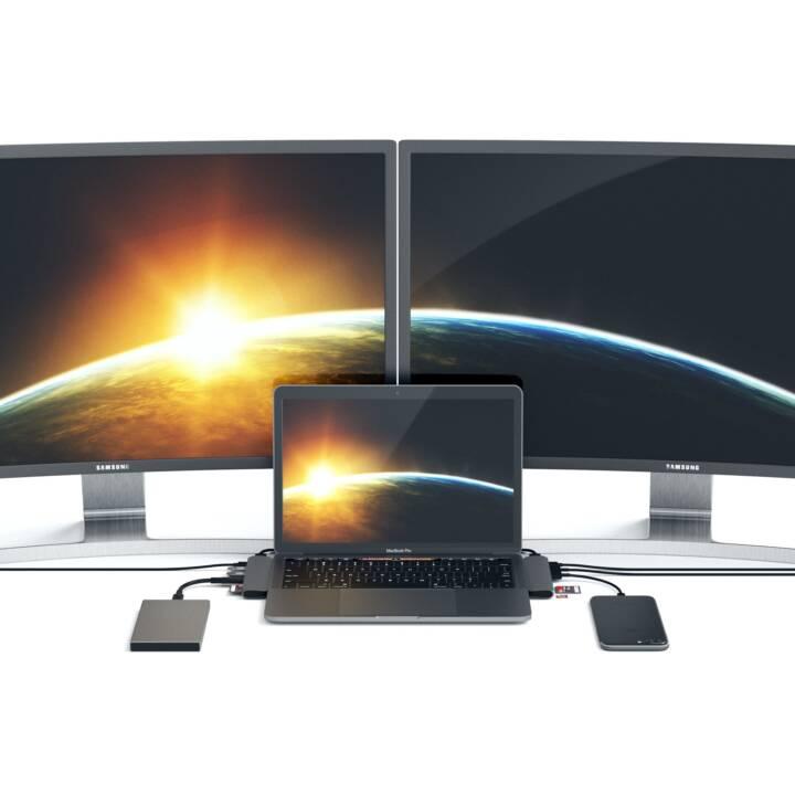 SATECHI USB-C Pro Hub Adapter HDMI / USB-C / USB-A