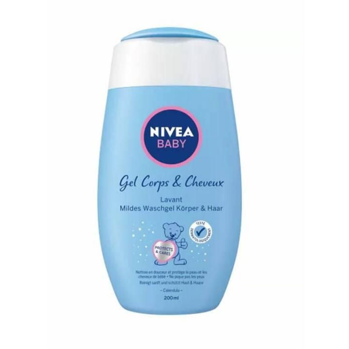 NIVEA Shampoo Baby (200 ml)