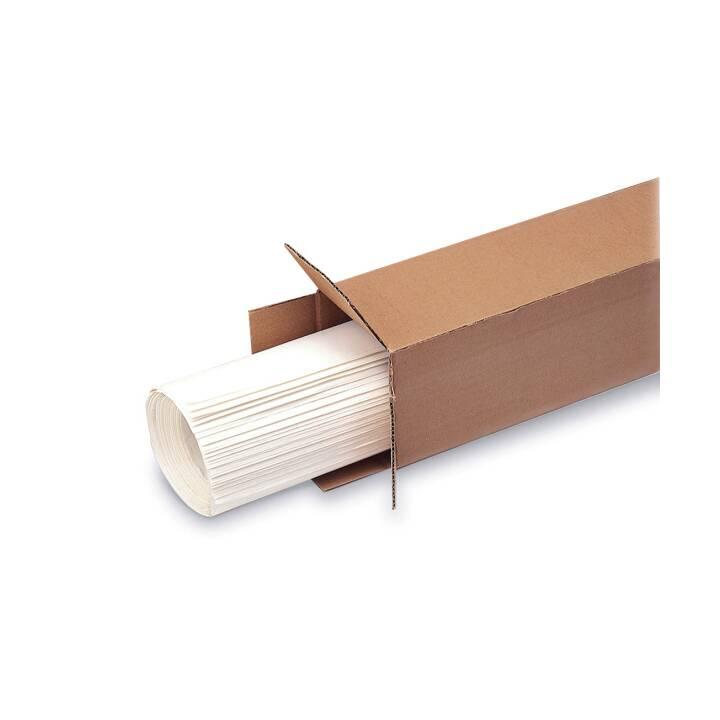 MAGNETOPLAN Pinwandpapier Weiss 1100 x 1400 mm - 50