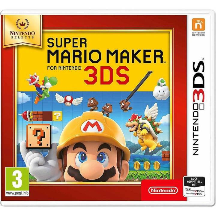 Super Mario Maker (DE/FR/IT)