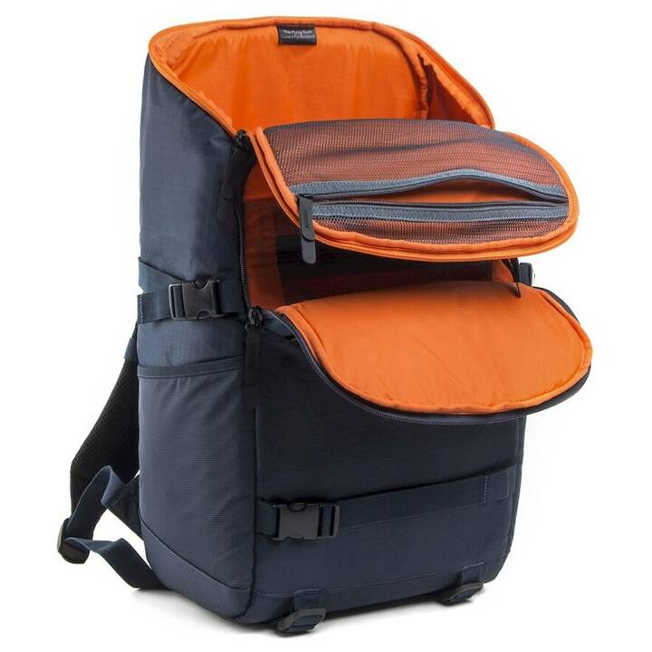 CRUMPLER The Flying Duck Backpack Kamera Rucksack (Blau, Orange)
