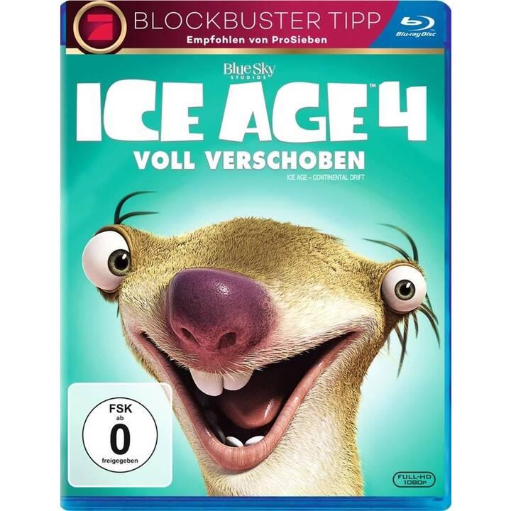 Ice Age 4 - Voll verschoben (DE, EN)