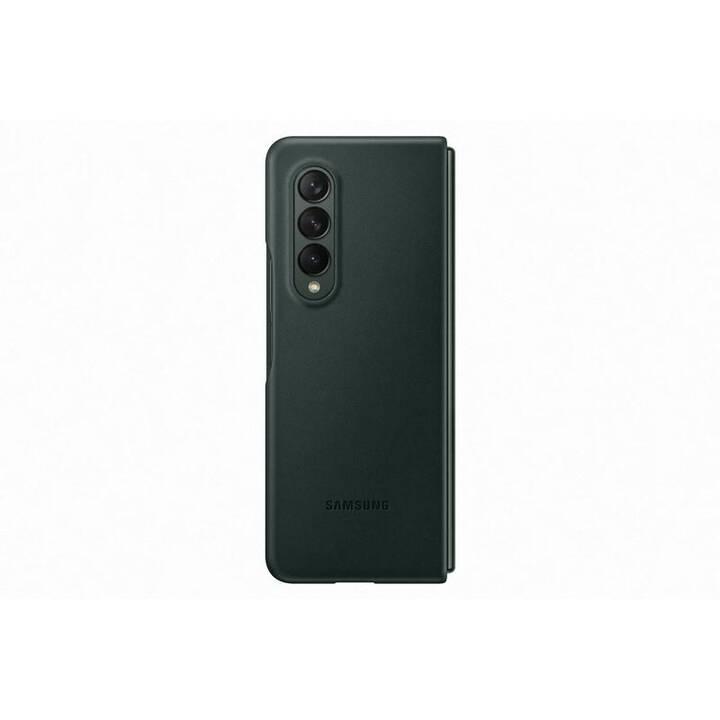 SAMSUNG Backcover EF-VF926 (Galaxy Z Fold 3, Grün)
