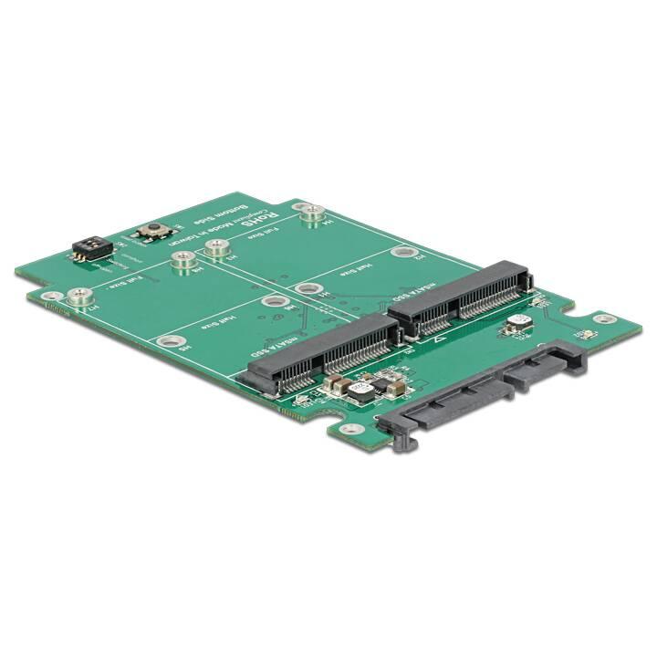 """DELOCK SSD 2.5"""" - scheda adattatore SATA"""