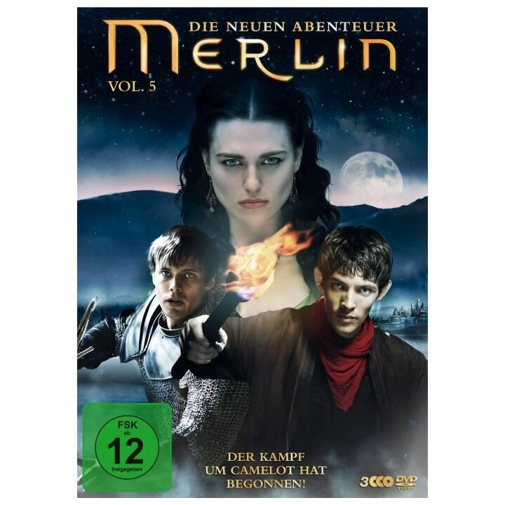 Merlin - Volume 5 (EN, DE)