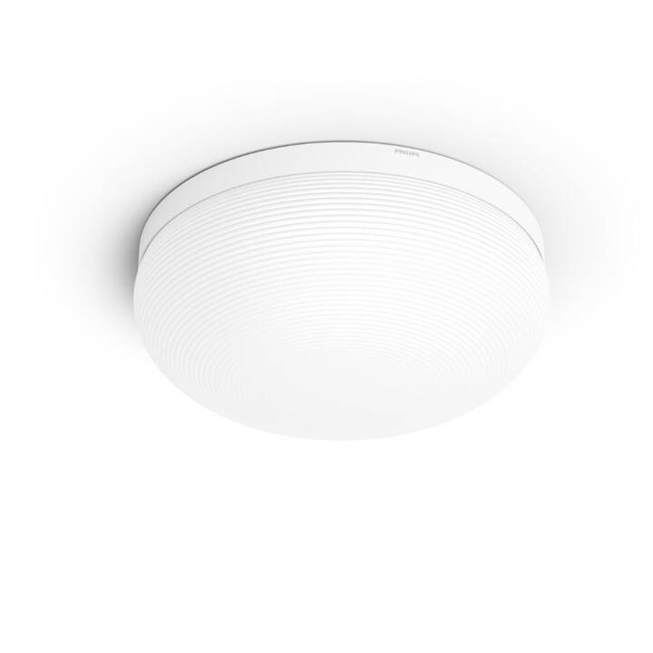PHILIPS HUE Deckenleuchte Flourish White Color Ambiance BT (Weiss)