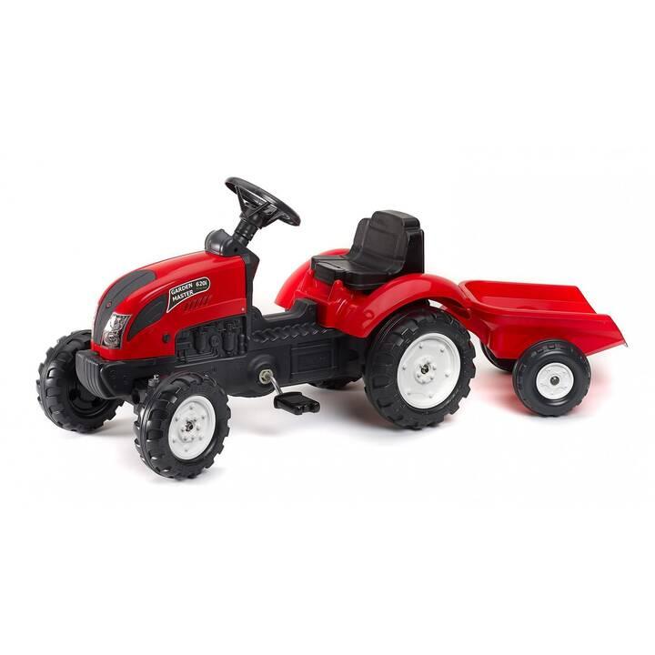 FALK Tret- und Rutschfahrzeug Garden Master (Rot)