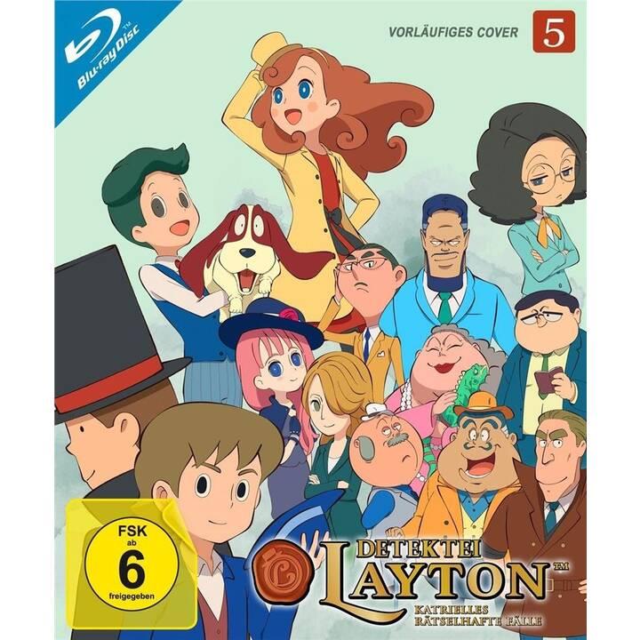 Detektei Layton (DE, JA)