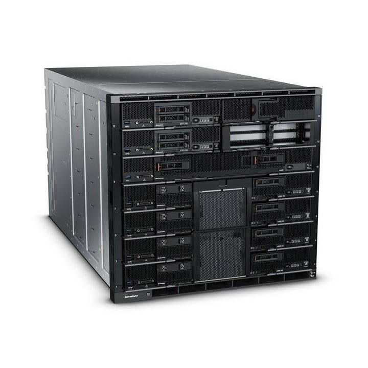 LENOVO Flex System Enterprise Chassis 8721 (Case per server)