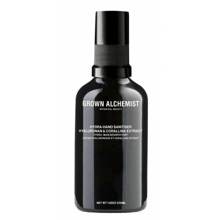 GROWN ALCHEMIST Hydra-Hand Sanitiser Hyaluronan, Corallina Extract (50 ml)