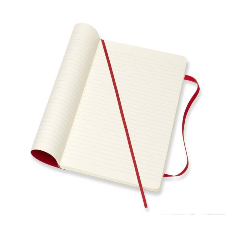 Moleskine 805-50-50-0285-463-4 Taccuino rosso