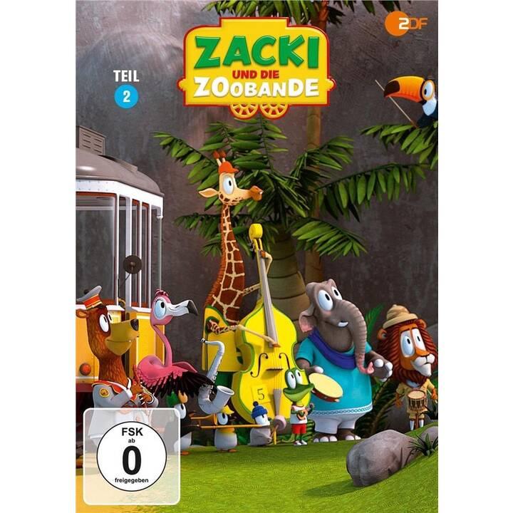 Zacki und die Zoobande - Teil 2 (DE)